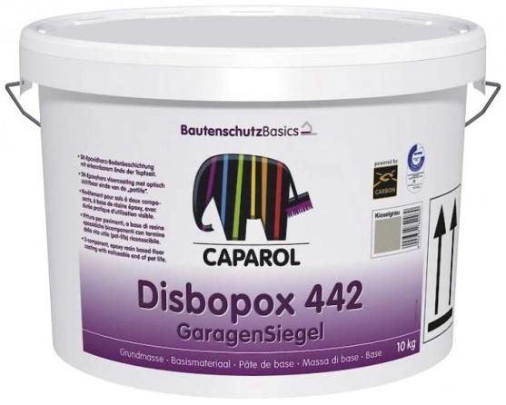 Caparol Disbopox 442 10Kg dvousložkový epoxidový nátěr na podlahy garáže dílny