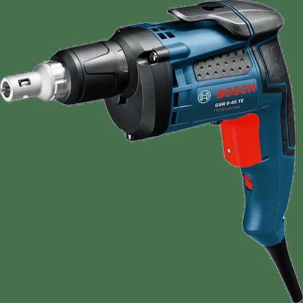 BOSCH GSR 6-45 TE Professional montážní šroubovák 701W / 12Nm