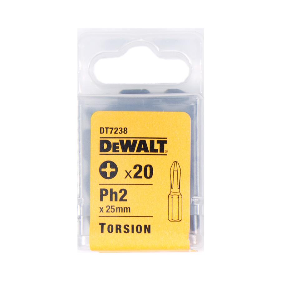DeWalt DT7238 Nástavec Torsion 25 mm