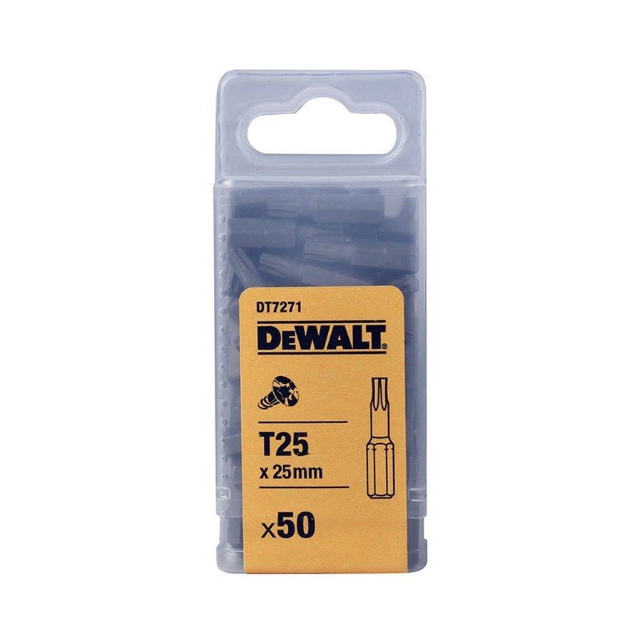 DeWalt DT7255 Šroubovací nástavec pro šrouby Torx® - délka 25 mm