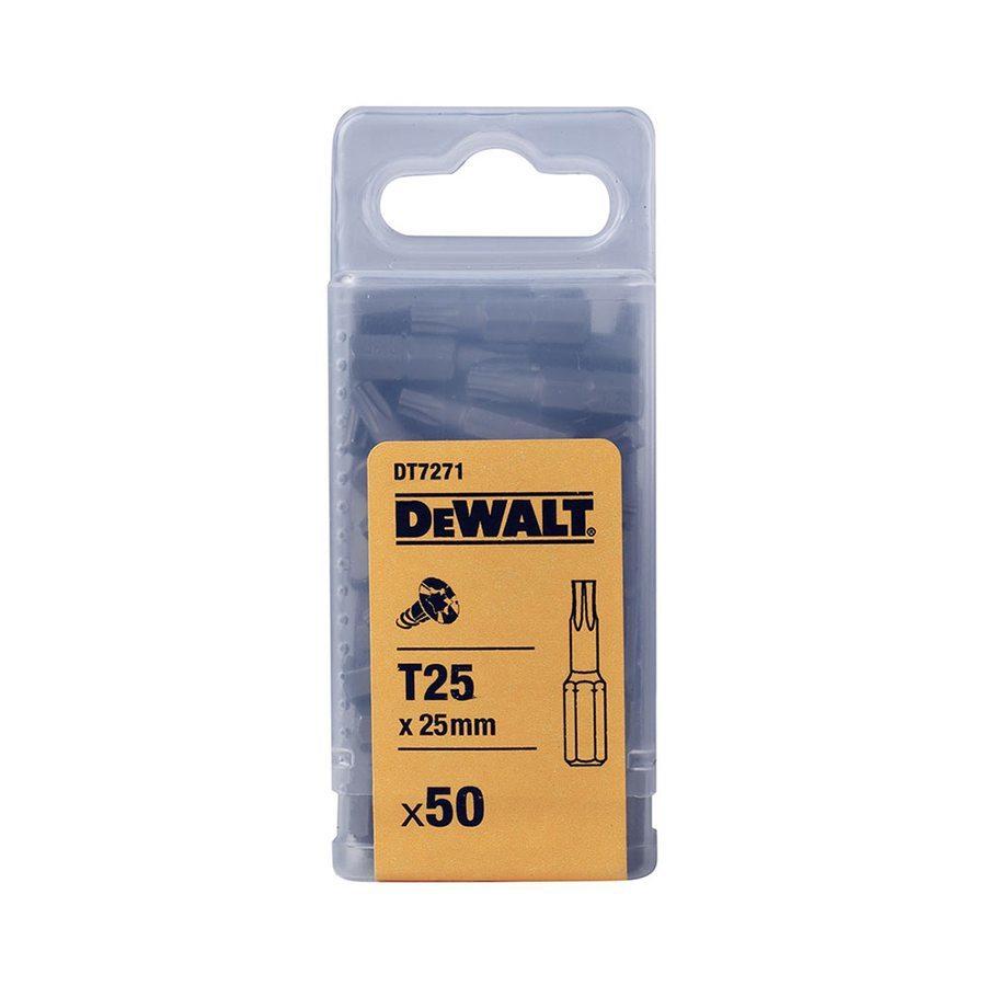 DeWalt DT7268 Šroubovací nástavec pro šrouby Torx® - délka 25 mm