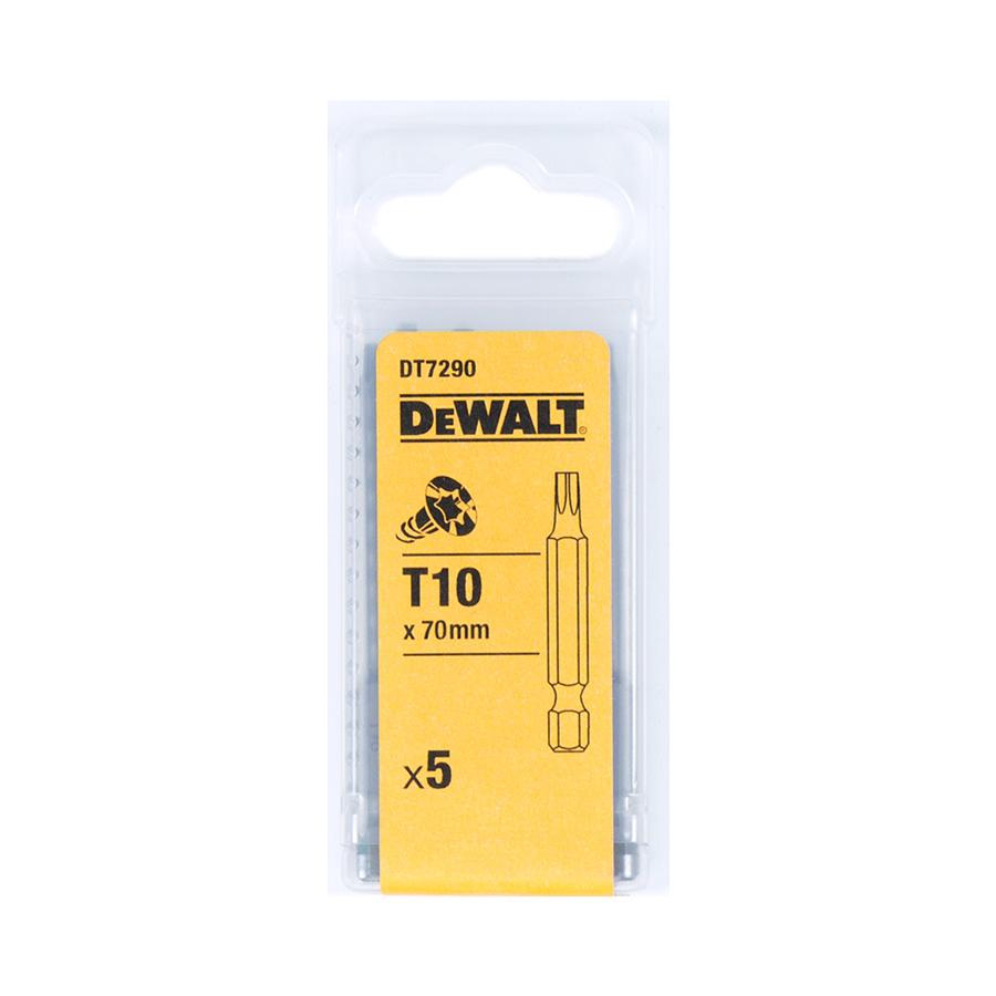 DeWalt DT7290 Šroubovací nástavec pro šrouby Torx® - délka 70 mm