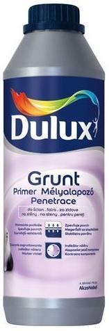 Dulux Grunt penetrace ke zlepšení přilnavosti nátěrů v interiéru i exteriéru koncentrát