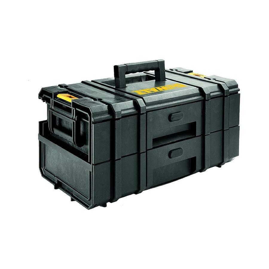 DeWalt DWST1-70728 CS DWALT Tough System 2 drawers unit