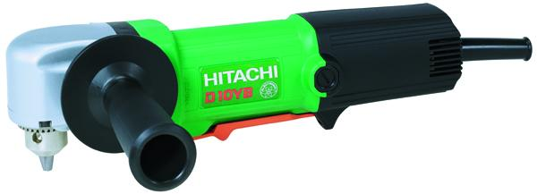 HITACHI D10YB úhlová vrtačka 10mm / 500W