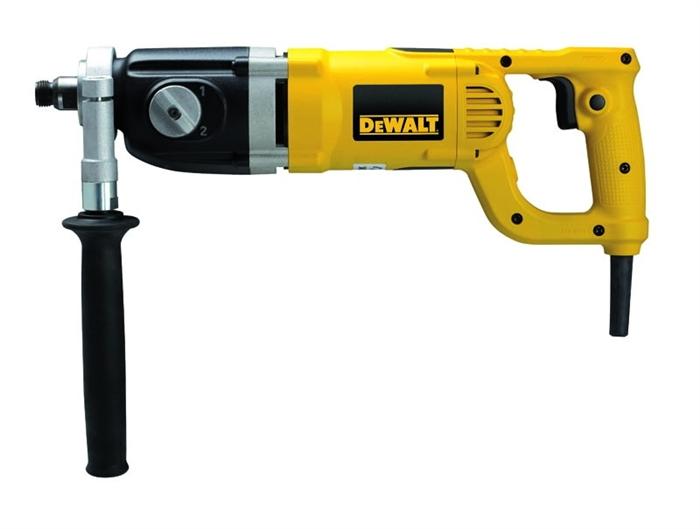 DeWalt D21580K-QS 2 rychlostní vrtačka 1 705W, suché vrtání