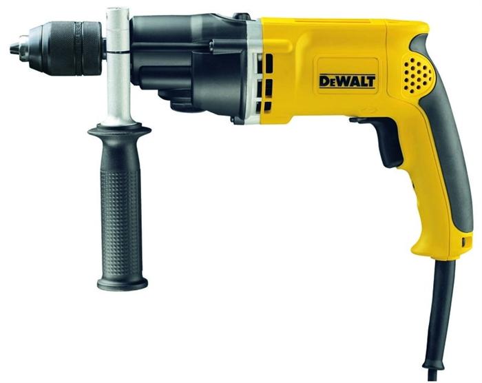 DeWalt D21805KS-QS příklep.vrt. 770W/2 rychlosti/rychloup. sklíčidlo/ kufr