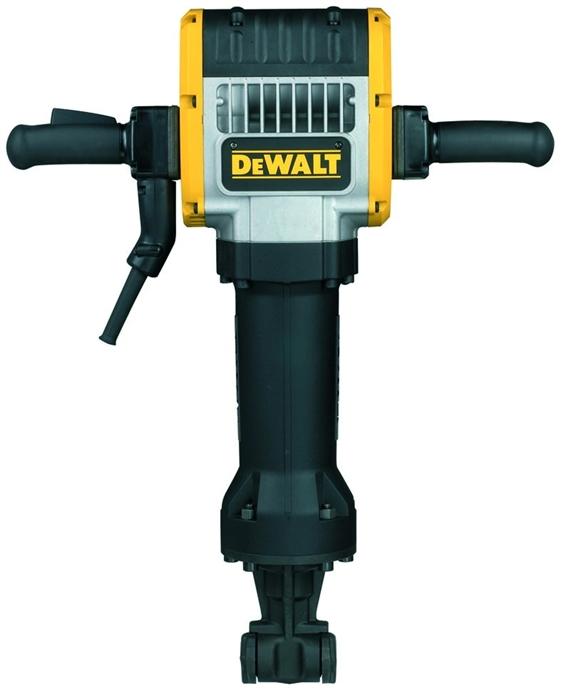 DeWalt D25980-QS 30kg demoliční kladivo 28mm HEX, 2 000W,52 J*, 31 kg