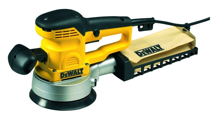 DeWalt D26410-QS 150mm, 400W, rozkmit 3 a 6mm, 2,7kg - elektronika
