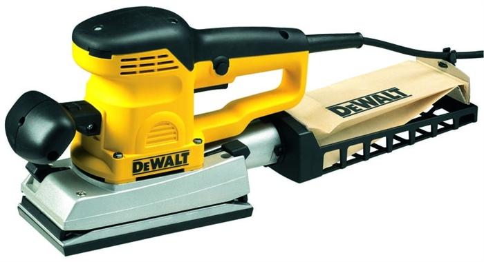 DeWalt D26422-QS 350W, 190 x 92mm, 2,8kg - elektronika