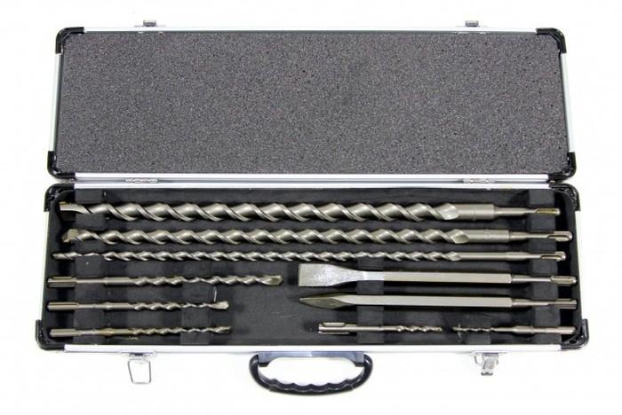 Makita 10-ti dílná sada sekáčů   vrtáků D-21191