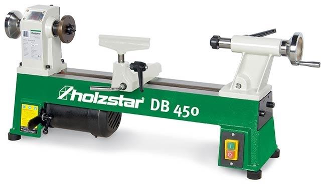 HOLZSTAR Soustruh na dřevo DB 450