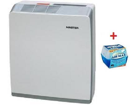 MASTER DHA10 adsorpční odvlhčovač vzduchu 9l / 24h + dárek