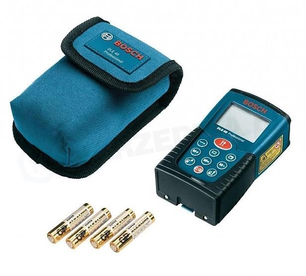 Bosch DLE 40 měřič vzdáleností