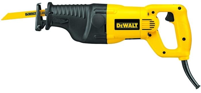 DeWalt DW310K-QS mečová pila 1 200W, 4 kg