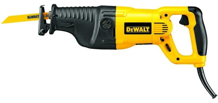 DeWalt DW311K-QS mečová pila 1 300W, 4 kg, s elektronikou