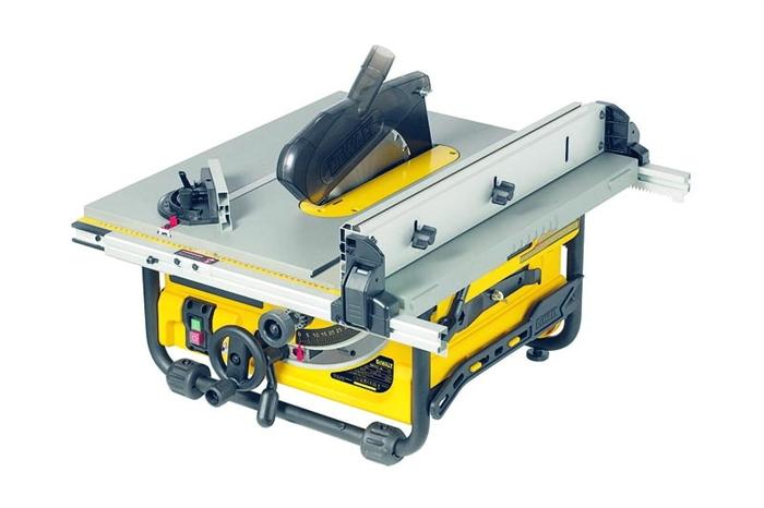 DeWalt DW745-QS stolová pila 2 000W, 22kg, prořez 410 x 77 mm