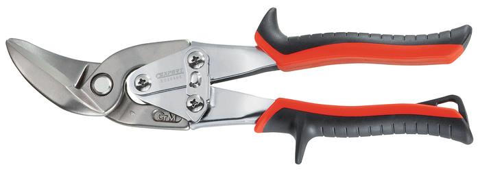 TONA EXPERT E020905 Převodové nůžky na plech - levé vyhnuté