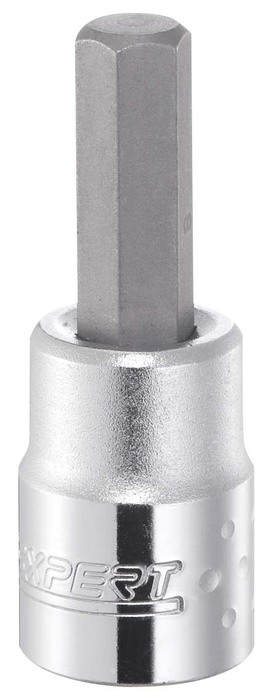 "TONA EXPERT E030902 3/8"" 6hranná zástrčná hlavice 4 mm"