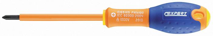 TONA EXPERT E165415 Šroubovák 1000V křížový Phillips Ph1x100