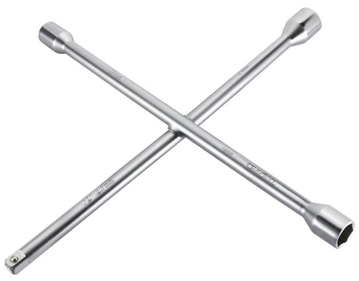 """TONA EXPERT E201115 Křížový klíč na kola 17 x 19 x 22 mm x 1/2"""""""