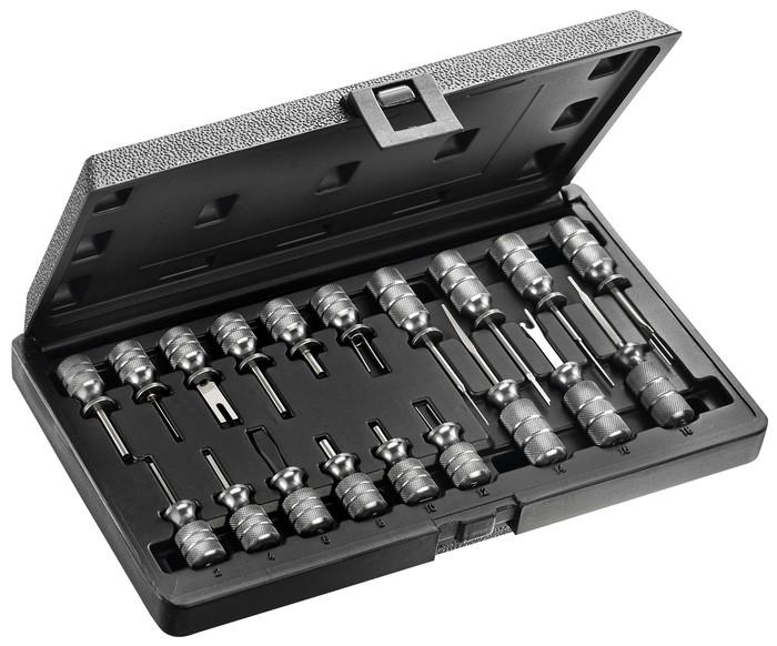 TONA EXPERT E201801 19dílná sada nástrojů na konektory