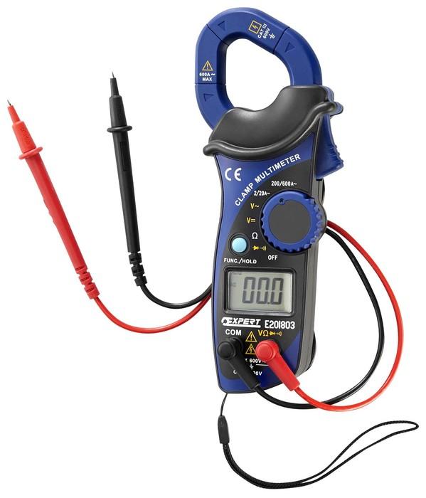 TONA EXPERT E201803 Klešťový multimetr