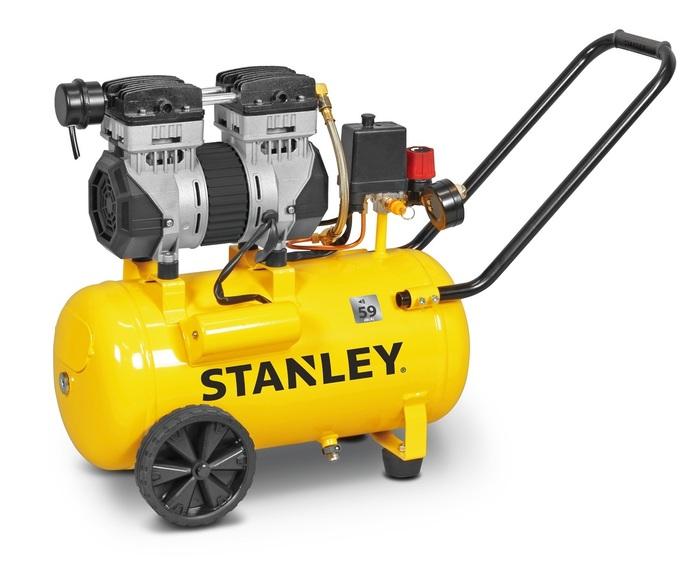 Stanley SXCMS1324HE Kompresor tichý 24l 62dB(A)