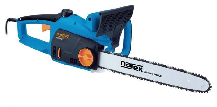 Narex EPR 45-25 výkonná řetězová pila