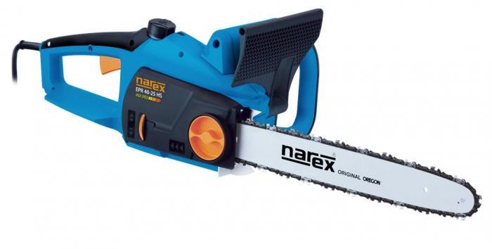 Narex EPR 40-25 HS řetězová pila s vysokou řeznou rychlostí