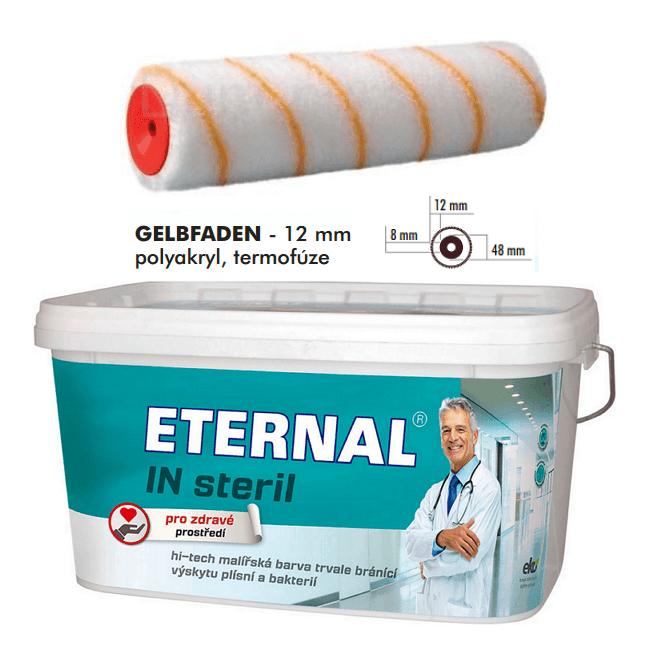 AUSTIS ETERNAL IN steril 12kg - interiérová barva trvale zabraňující výskytu plísní a bakterií