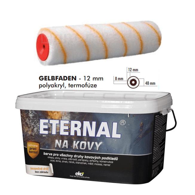 AUSTIS ETERNAL na kovy 5kg Stříbrná -samozákladující nátěrová hmota