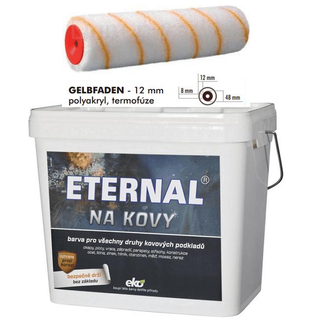 AUSTIS ETERNAL na kovy 10kg , samozákladující nátěrová hmota