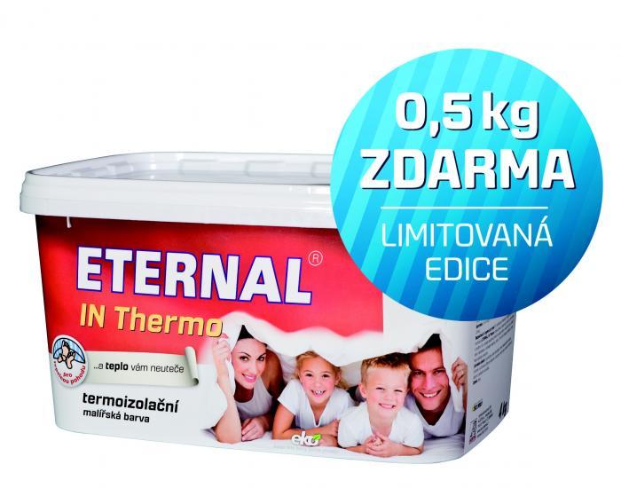 AUSTIS ETERNAL IN Thermo 4kg + 0,5kg navíc (celkem 4,5kg)