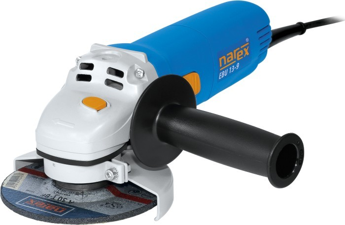 NAREX EBU 13-9 Kompaktní a obratná úhlová bruska 900W