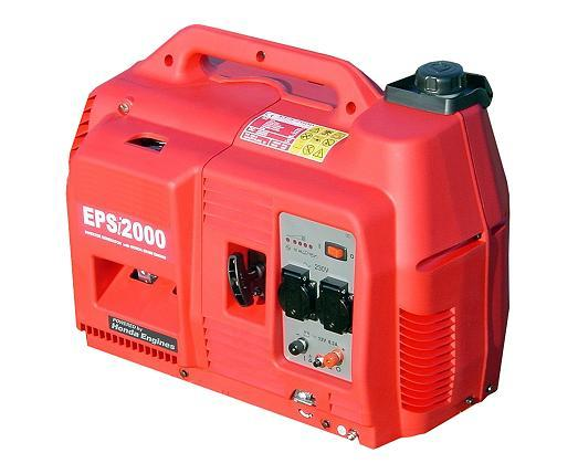 EUROPOWER EPSi2000 elektrocentrála 230V / 2kW