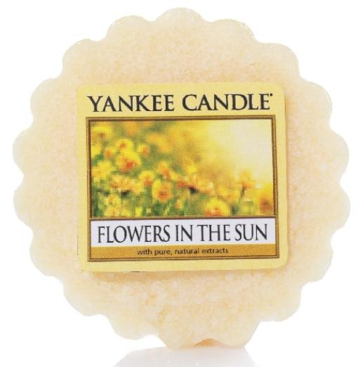 YANKEE CANDLE FLOWERS IN THE SUN VONNÝ VOSK DO AROMALAMPY