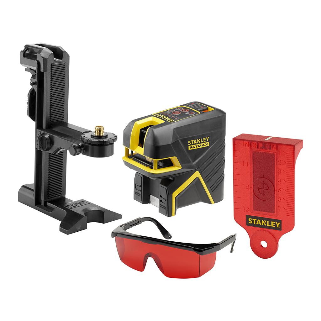 Stanley FMHT1-77415 FatMax 5-bodový křížový laser