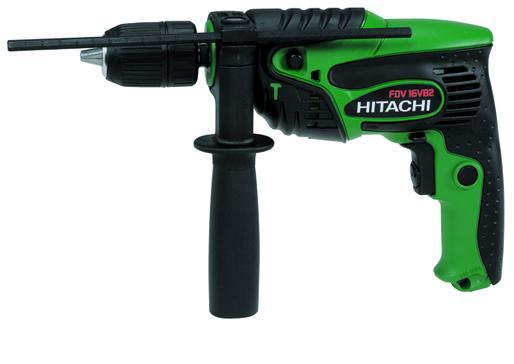 HITACHI FDV16VB2 příklepová vrtačka 13/25mm / 550W