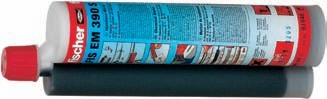 Fischer chemická malta / kotva epoxidová FIS EM 390 ml