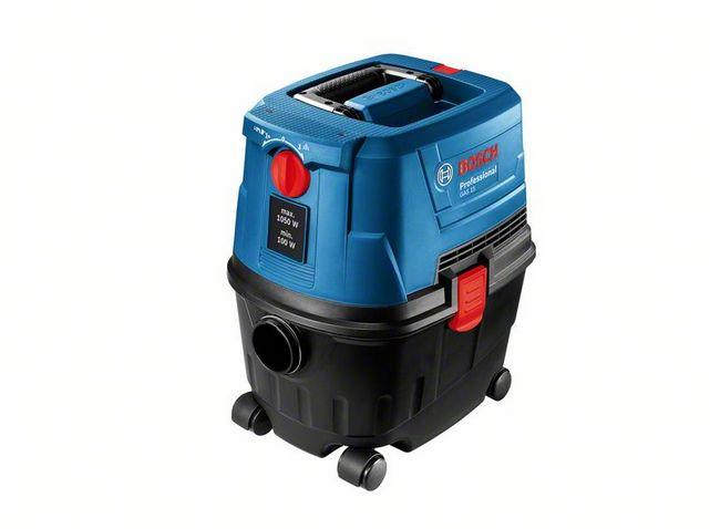 BOSCH GAS 15 mokro/suchý vysavač
