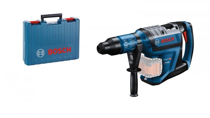 Bosch GBH 18V-45 C (holé nářadí) Aku vrtací kladivo BITURBO s SDS max