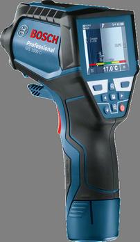 Bosch GIS 1000 C Professional termodetektor + L-Boxx
