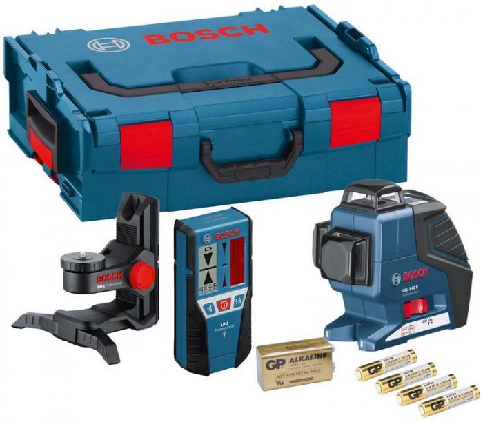 Bosch GLL 3-80 + BM 1 + LR 2