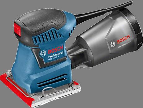 Bosch GSS 140-1 A Professional vibrační bruska