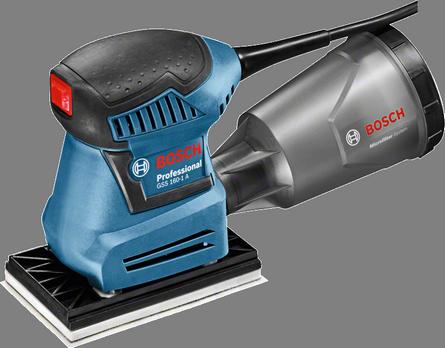 Bosch GSS 160-1 A Professional vibrační bruska