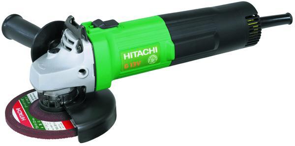 HITACHI G13V úhlová bruska s regulací 125mm