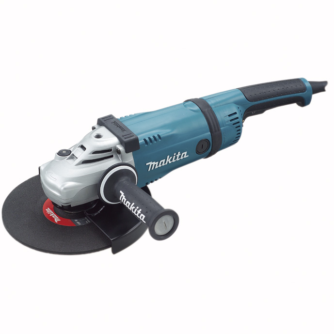 MAKITA GA9040R Úhlová bruska 230mm / 2600W antirestart