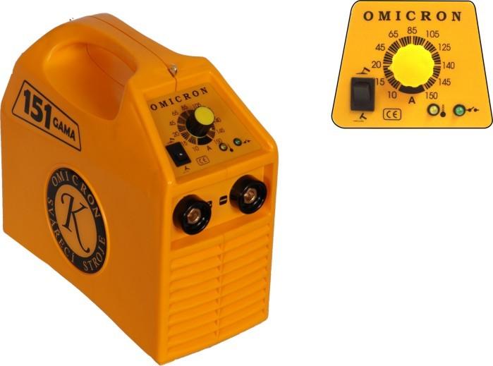 OMICRON GAMA 131 svářecí invertor