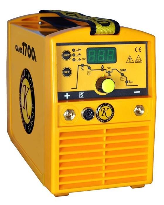 OMICRON GAMA 1700L PFC - svářecí invertor